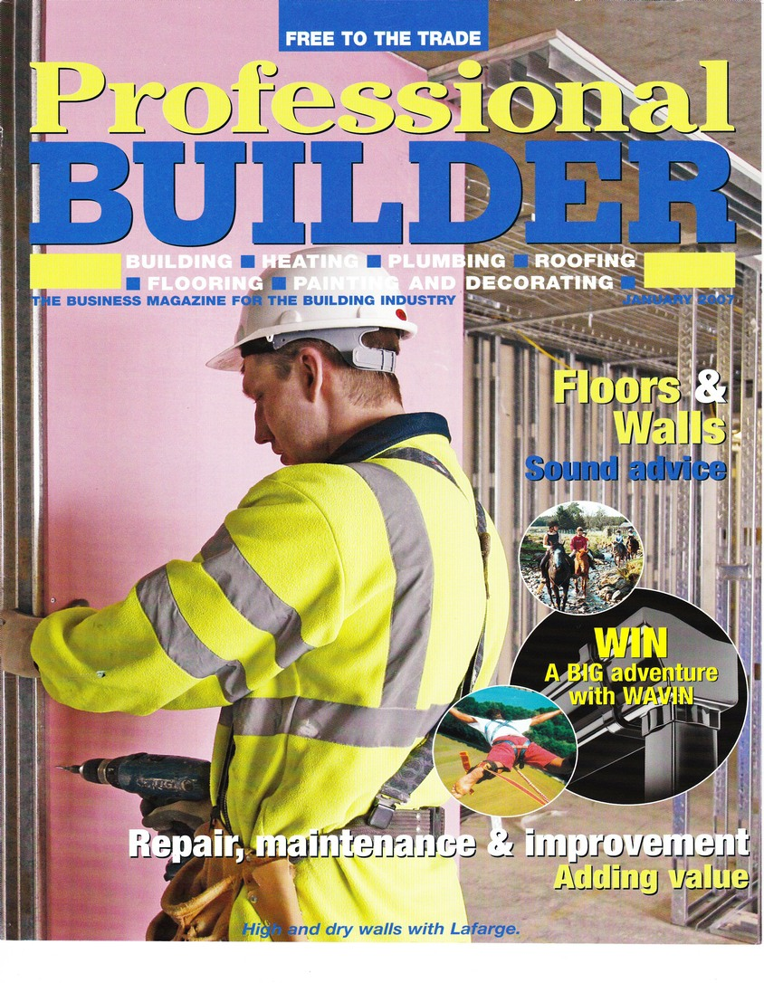 Professional Builder Magazine Awards